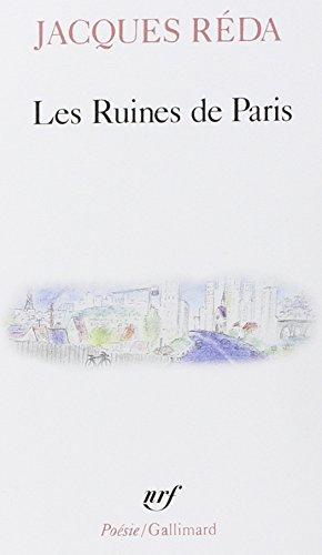 9782070327379: Les Ruines de Paris (Poésie)