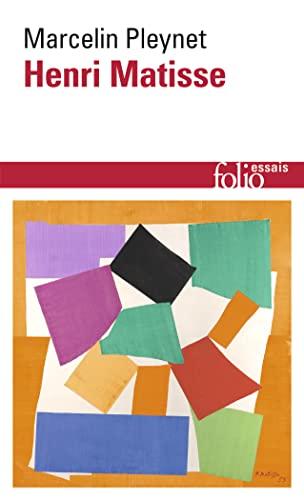 9782070327478: Henri Matisse