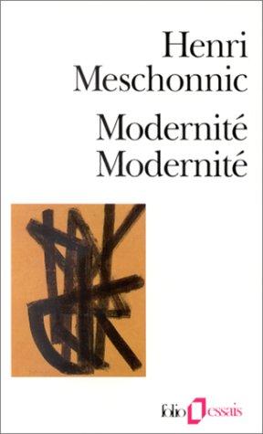 9782070327782: Modernite (Folio Essais)