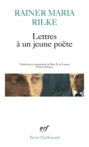 9782070327881: Lettres à un jeune poète / Le Poète /Le Jeune Poète