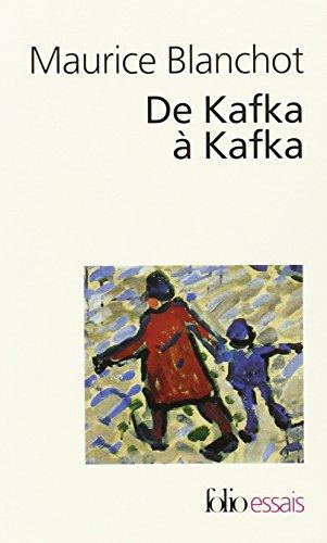 9782070328437: De Kafka à Kafka (Folio Essais)