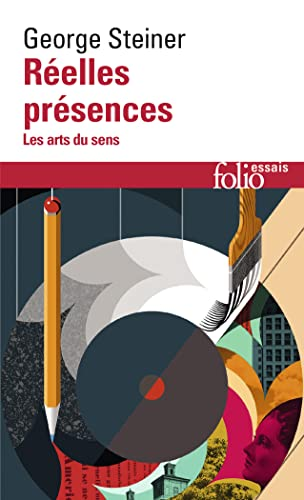 9782070328536: Reelles Presences (Folio Essais) (English and French Edition)