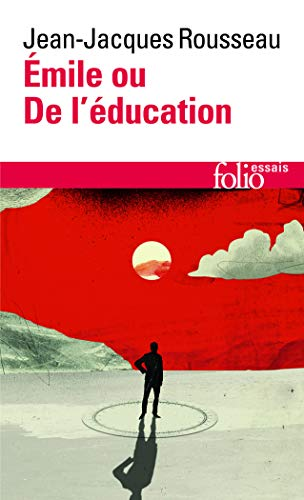 9782070329083: Emile Ou de L Education (Folio Essais) (French Edition)
