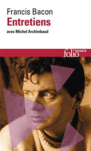 9782070329267: Entretiens avec Michel Archimbaud