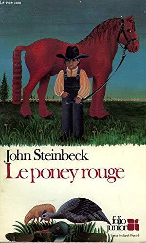 Le poney rouge (Folio Junior): John Steinbeck
