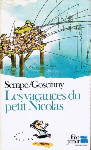 9782070330041: LES VACANCES DU PETIT NICOLAS (Folio Junior 1)