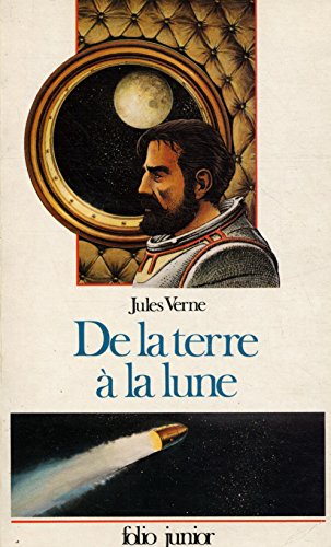 9782070330126: De la terre a la lune (Folio Junior 1)