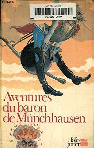 9782070330294: Aventures du baron de Münchhausen