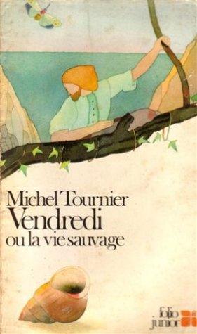 9782070330300: Vendredi Ou la Vie Sauvage (Folio Junior 1)