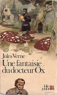 9782070330348: Une fantaisie du docteur Ox