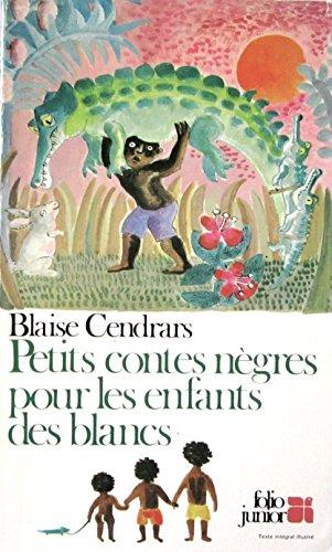 9782070330553: Petits contes negres pour les enfants des blancs