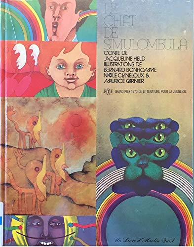 9782070330720: Le chat de simulombula