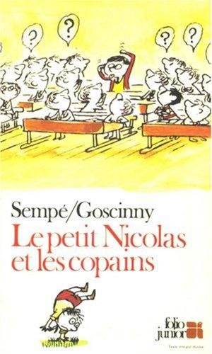9782070330942: LE PETIT NICOLAS ET SES COPAINS (Folio Junior)