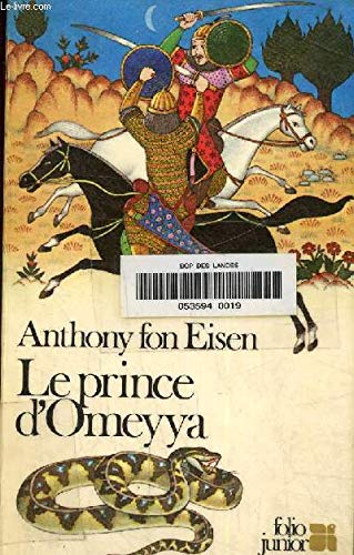 9782070331017: Le Prince d'Omeyya