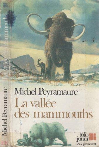 9782070331086: La vallee des mammouths