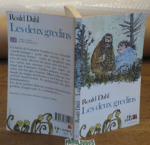 9782070331413: Les Deux Gredins (French Edition)