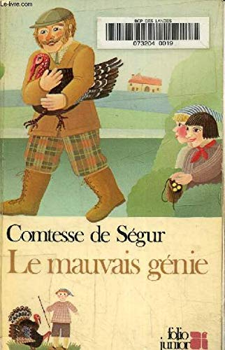 9782070331475: Le Mauvais Genie (French Edition)