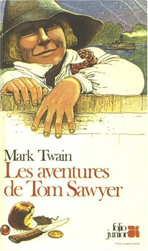 9782070331697: Les aventures de tom sawyer