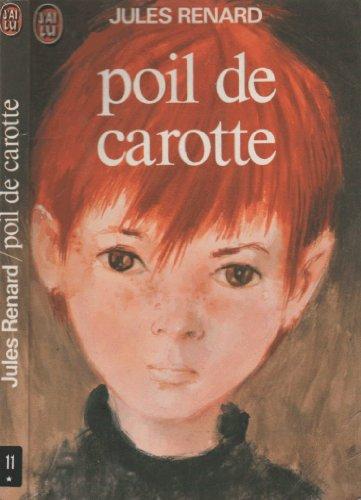 9782070332311: Poil de Carotte