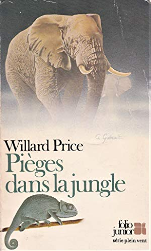 9782070332335: Pi�ges dans la jungle