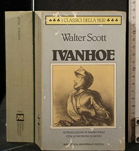 IVANHOE T1 (Folio Junior): Scott, Walter