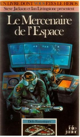 9782070332984: D�fis Fantastiques Tome 12 : Le Mercenaire de l'espace