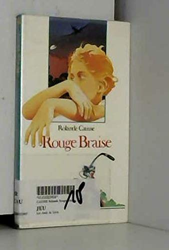 9782070333035: Rouge braise