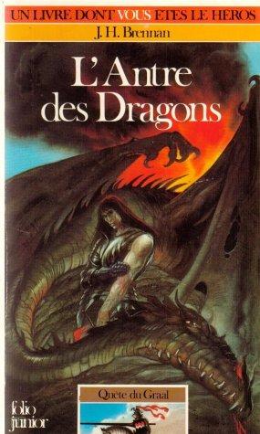L'ANTRE DES DRAGONS: BRENNAN, JAMES-HERBERT