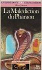 9782070333332: La Malédiction du pharaon (INACTIF- FOLIO JUNIOR LIVRE HEROS (1))