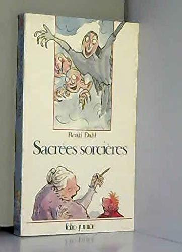 9782070333431: Sacrées sorcières