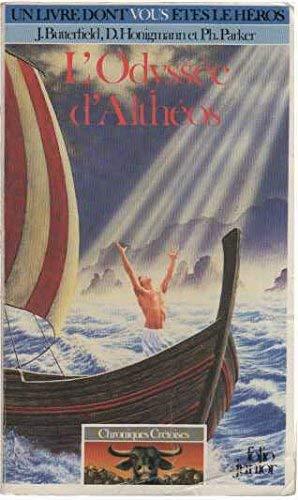 9782070333653: Chroniques crétoises, tome 3 : L'Odyssée d'Althéos