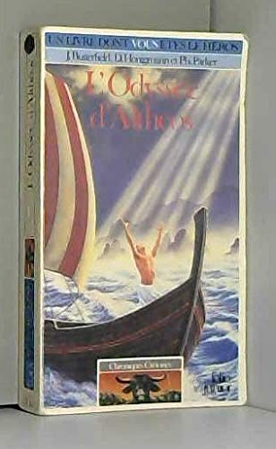 Chroniques cr?toises, tome 3: L'Odyss?e d'Alth?os: Un Livre Dont