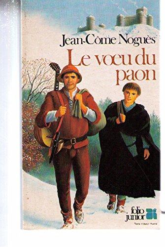 9782070333950: Le voeu du paon (Collection Folio junior) (French Edition)