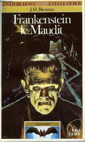 9782070334025: Epouvante ! Tome 2 : Frankenstein le maudit