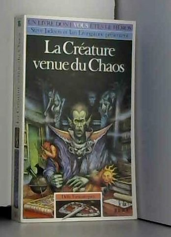 Défis fantastiques 24: La creature venue du chaos (2070334155) by [???]