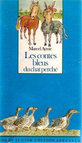 9782070334339: Les Contes bleus du chat perché: Les Contes Bleus Du Chat Perche (Folio Junior)