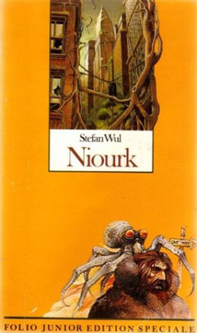 9782070334391: Niourk