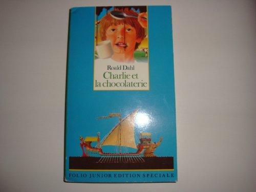 9782070334469: Charlie et la chocolaterie (Folio Junior)