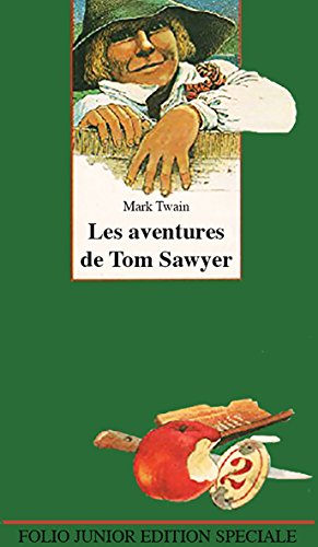 9782070334490: Les Aventures de Tom Sawyer