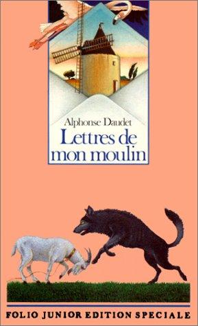 9782070334506: Lettres de mon moulin