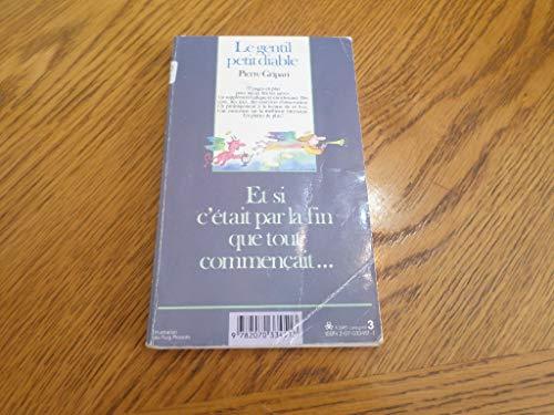9782070334513: Le Gentil Petit Diable Et Autres Contes De La Rue Broca (French Edition)