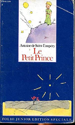 Le Petit Prince (Book and Cassette)