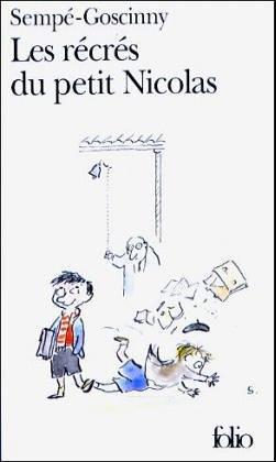 9782070334681: Les Récrés du petit Nicolas: Les Recres Du Petit Nicolas (Folio Junior)