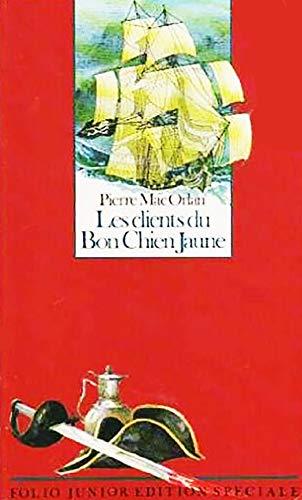 9782070334940: Les Clients du Bon Chien Jaune (Folio Junior)