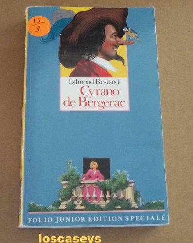 9782070335152: Cyrano de Bergerac