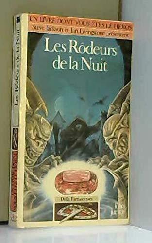9782070335220: Les Rôdeurs de la Nuit (Défis Fantastiques/29) (French Edition)