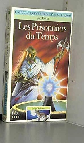 9782070335398: Loup Solitaire Tome 11 : Les Prisonniers du temps
