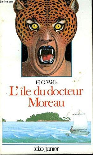 9782070335572: L'�le du docteur Moreau