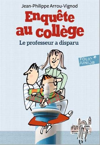 9782070335589: Le Professeur a Disparu: Le Professeur a Disparu (French Edition)