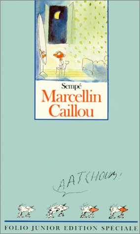 9782070335619: Marcellin Caillou: Marcellin Caillou (French Edition)